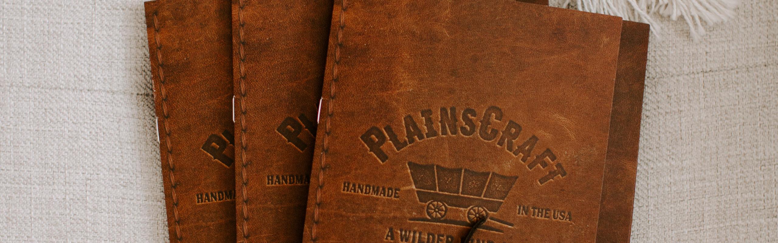 PlainsCraft Covered Wagons brochure