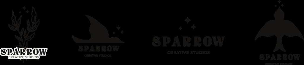 Sparrow logos